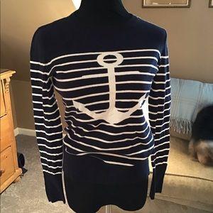 Anchor lightweight sweater